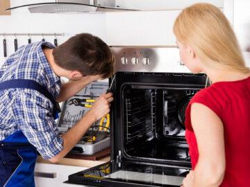 Kitchen Appliance Repair Service